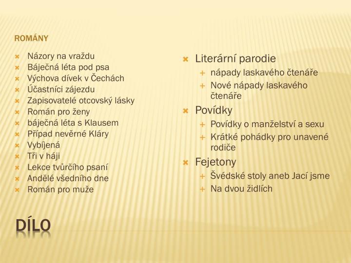 romány
