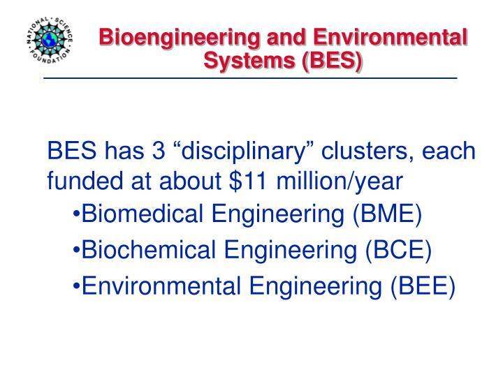 Bioengineering and Environmental