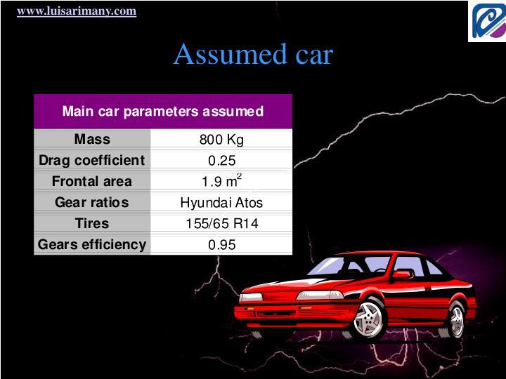 Assumed car
