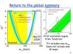 return to the global summary