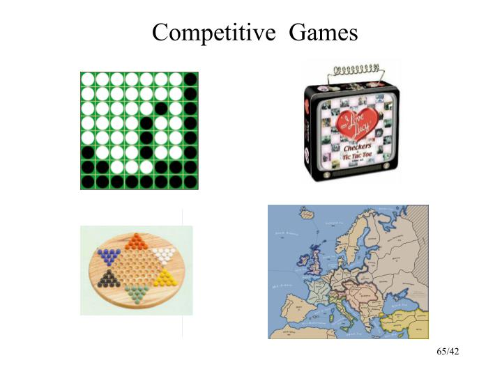 Competitive  Games