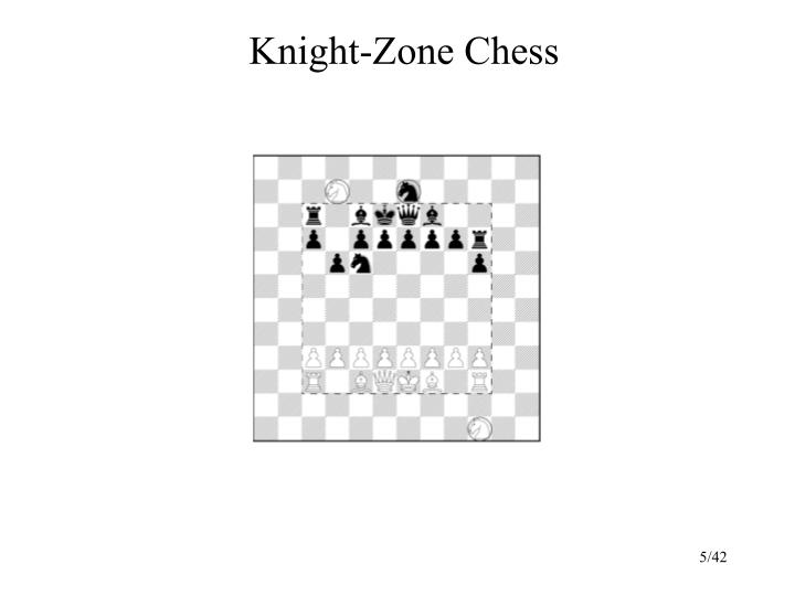 Knight-Zone Chess