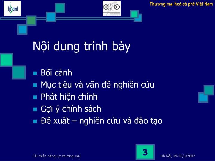 Thương mại hoá cà phê Việt Nam