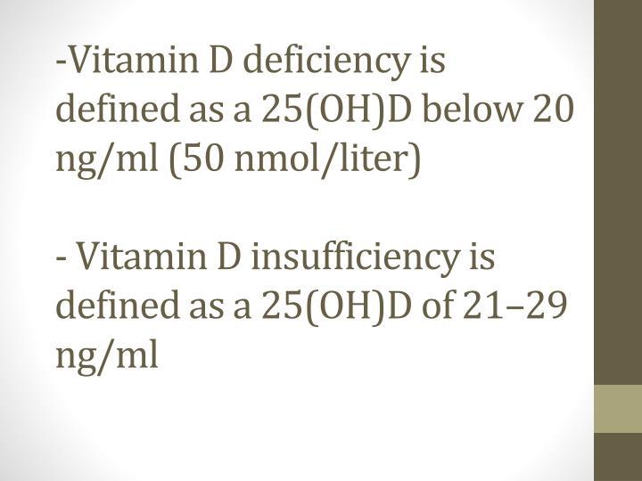 -Vitamin