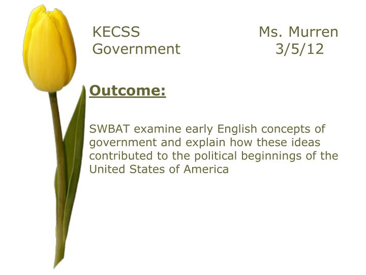 Kecss ms murren government 3 5 12