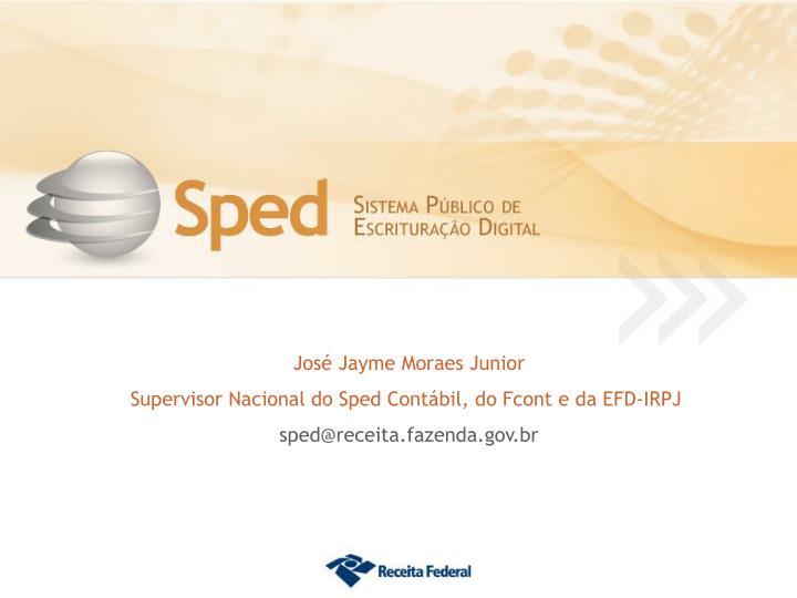 José Jayme Moraes Junior