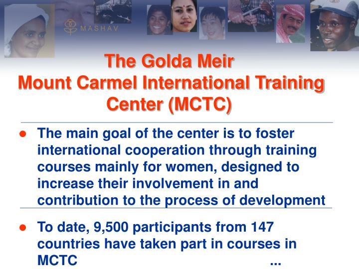 The Golda Meir