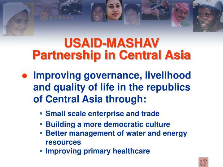 USAID-MASHAV
