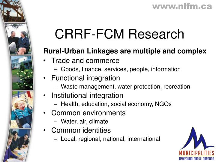 CRRF-FCM Research