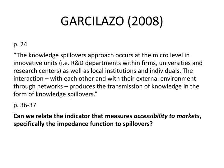 GARCILAZO (2008)