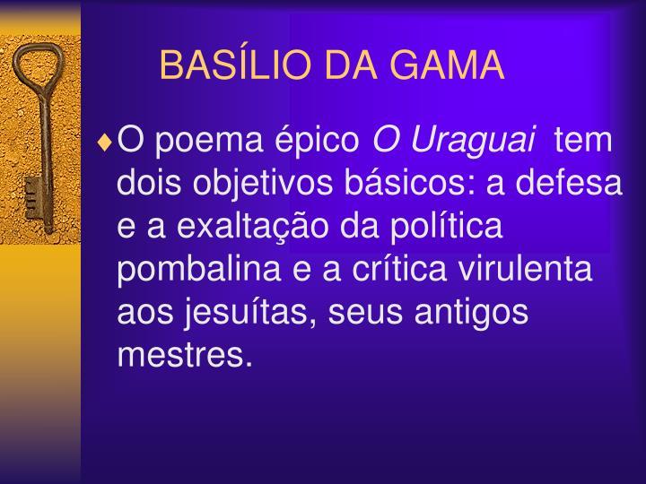 BASÍLIO DA GAMA