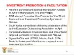 investment promotion facilitation1