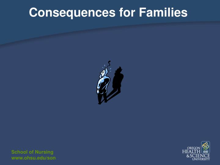 Consequences for Families