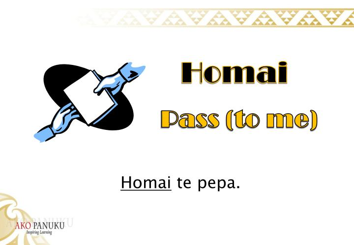 Homai