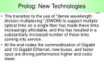 prolog new technologies