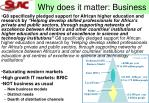 why does it matter business