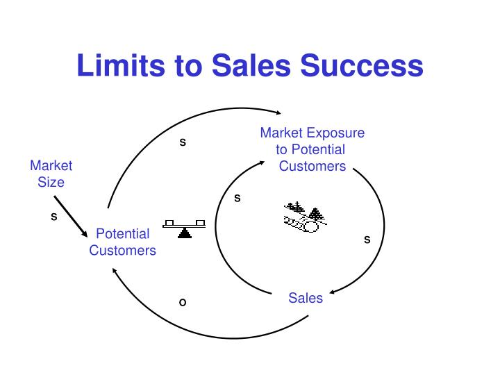 Limits to Sales Success