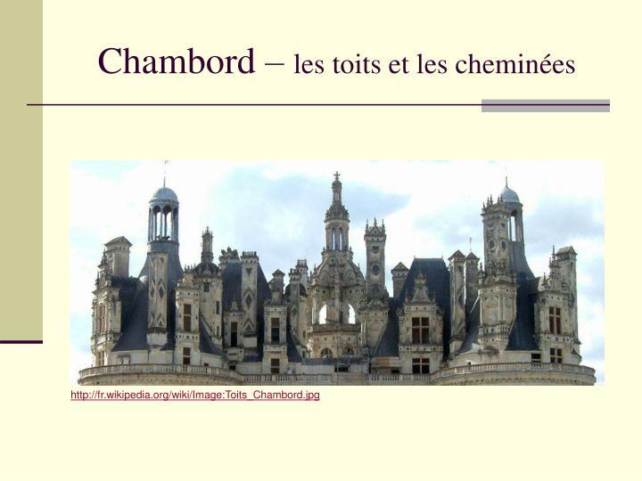 Chambord –