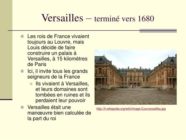 Versailles –