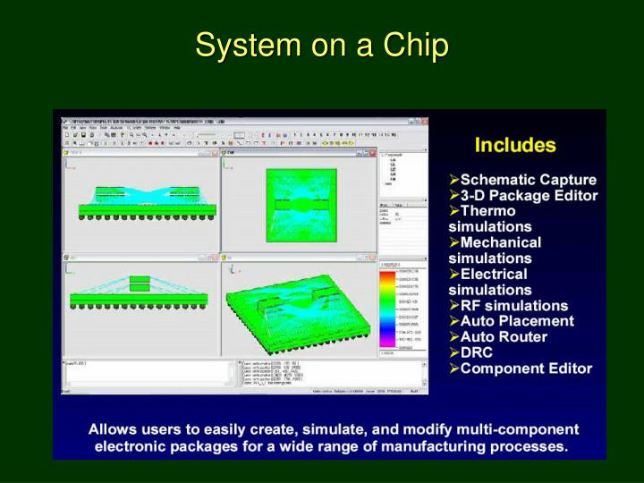 System on a Chip