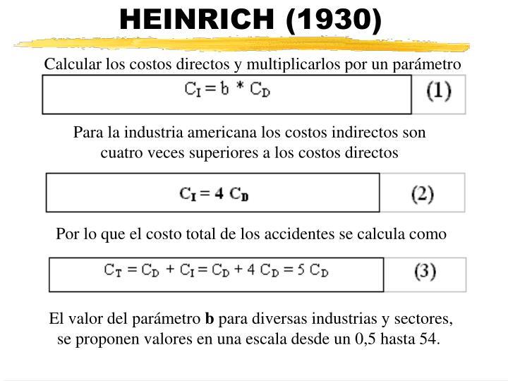 HEINRICH (1930)
