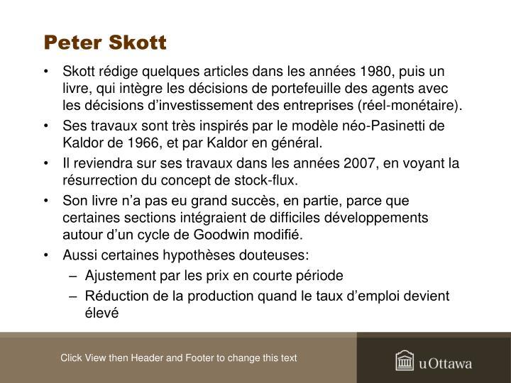 Peter Skott