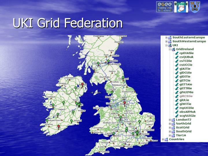 UKI Grid Federation