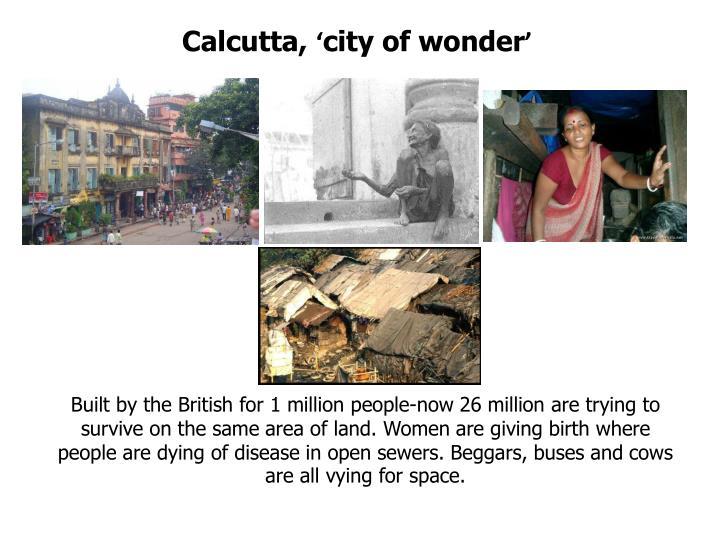Calcutta,