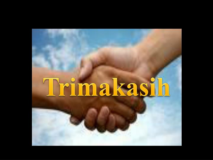 Trimakasih