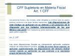 cff supletorio en materia fiscal art 1 cff