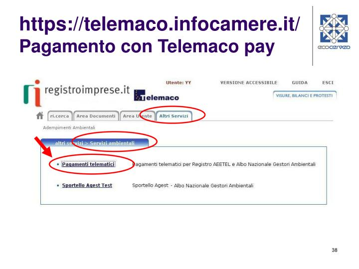 https://telemaco.infocamere.it/