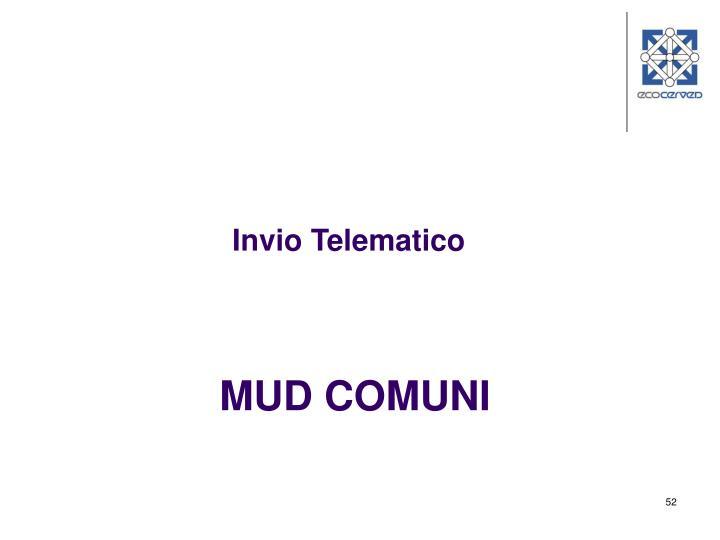 Invio Telematico