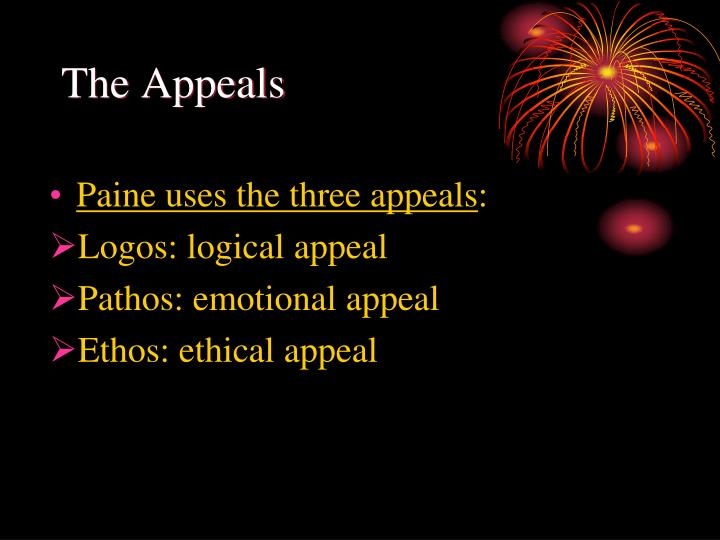 The Appeals