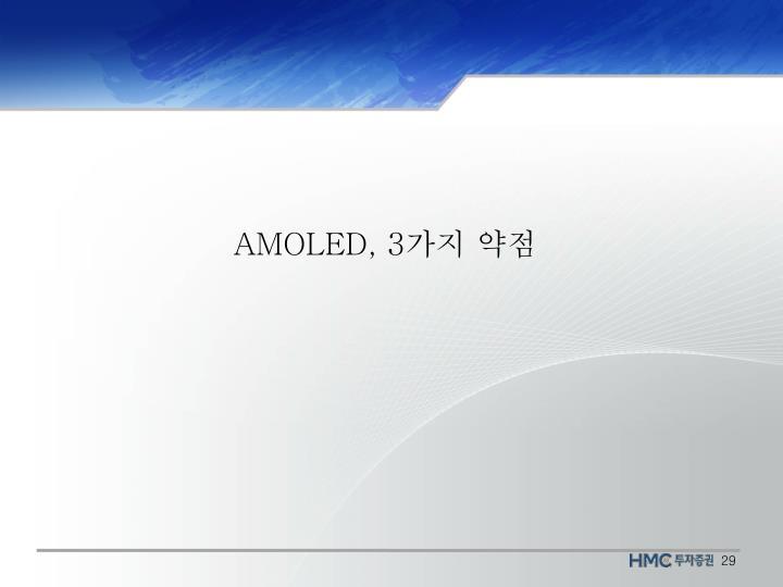 AMOLED, 3