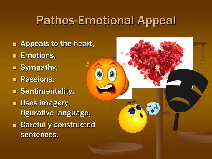 Pathos-Emotional Appeal
