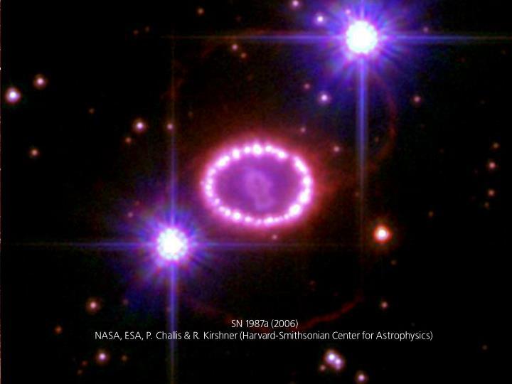 SN 1987a (1997)