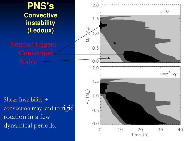 PNS's