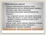 kebijakan manajemen piutang1
