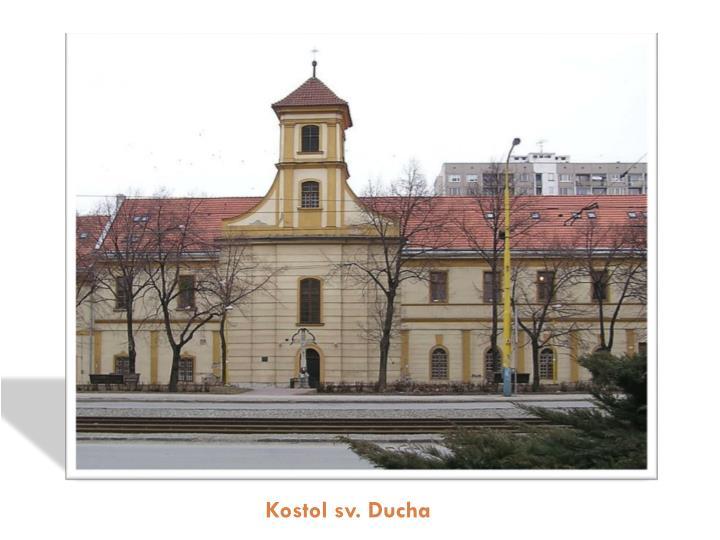 Kostol sv. Ducha