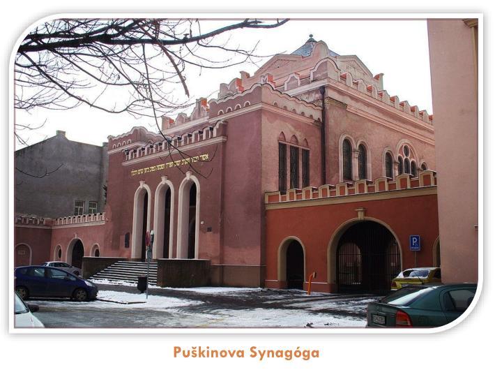 Puškinova Synagóga