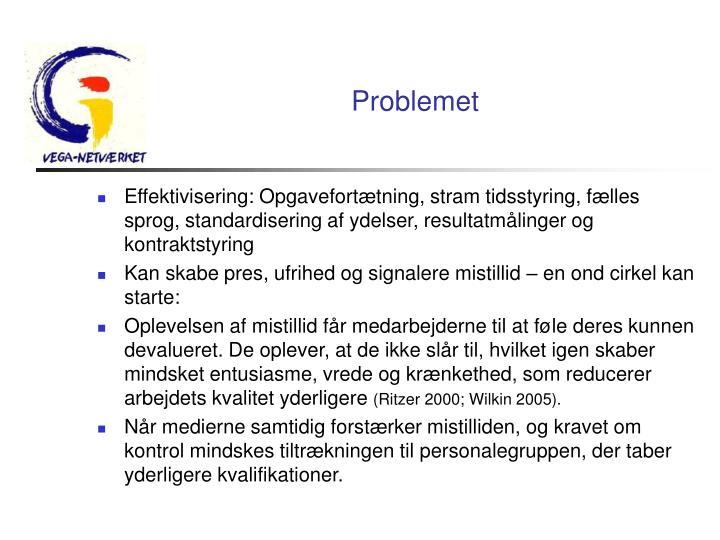 Problemet
