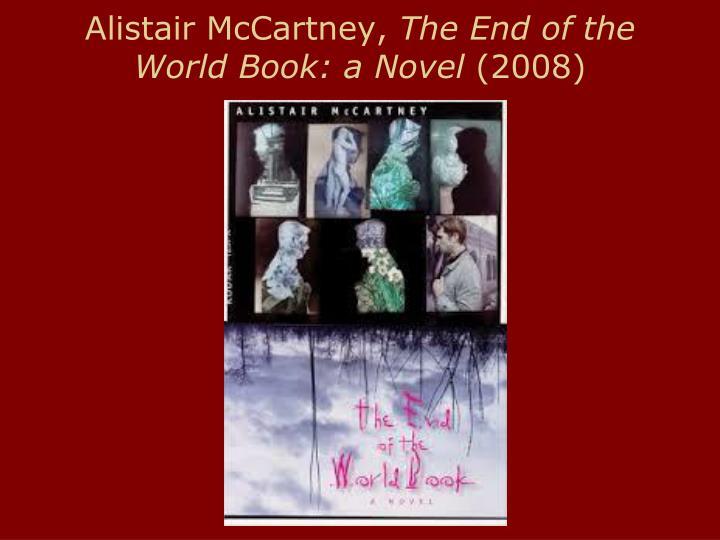 Alistair McCartney,
