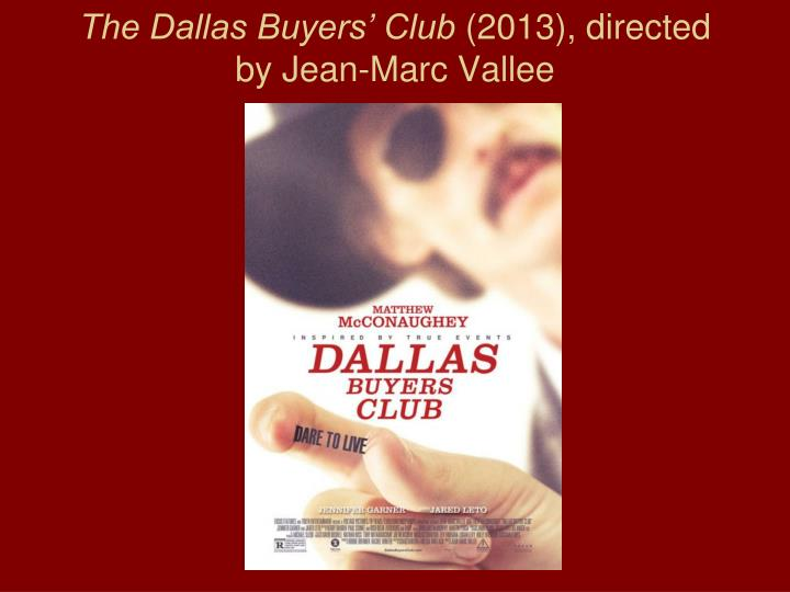 The Dallas Buyers' Club