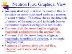 neutron flux graphical view