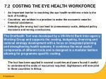 7 2 costing the eye health workforce