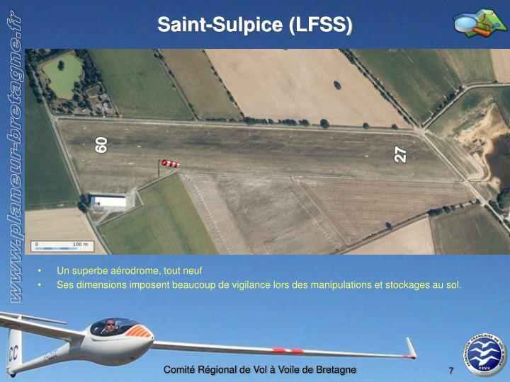 Saint-Sulpice (LFSS)