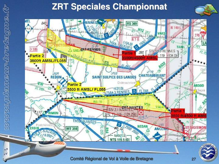 ZRT Speciales Championnat