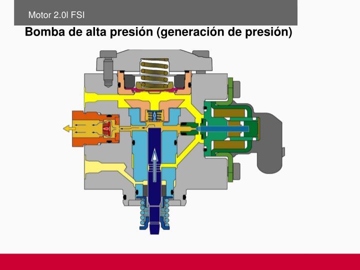 Motor 2.0l FSI