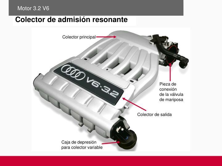 Motor 3.2 V6