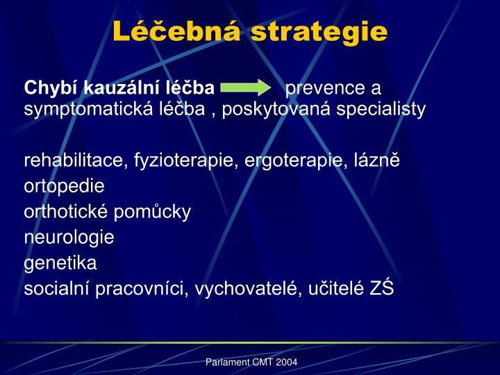 Léčebná strategie